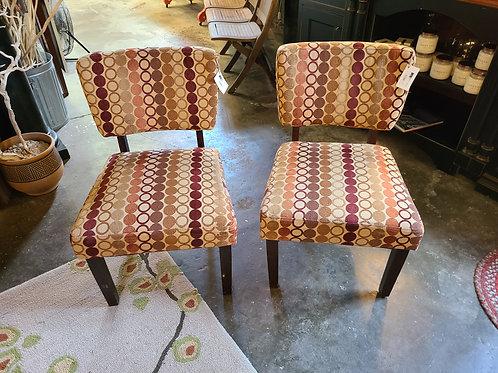 MCM  Polka Dot Chair