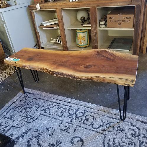 Live Edge Walnut Bench/Table