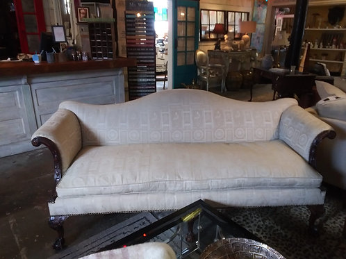 Down Cream Sofa