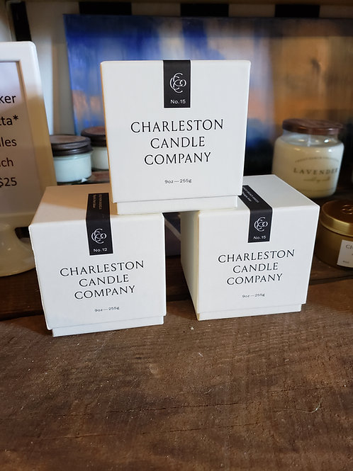 Charleston Candle Company Candles