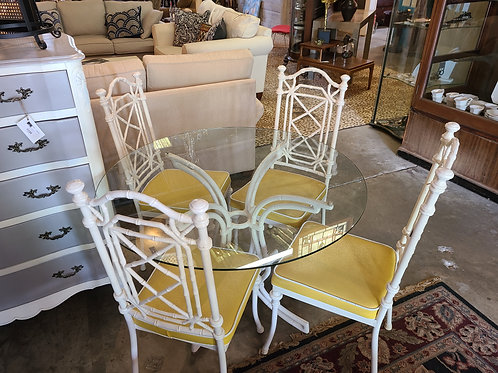 Kessler Industries - Table and Chairs