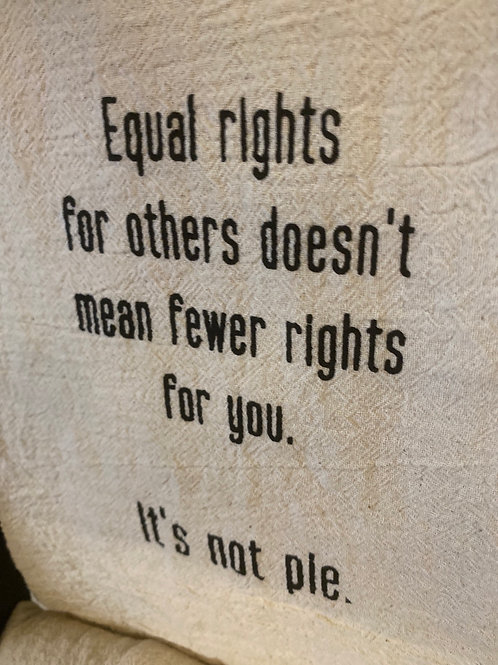 Towel - Equal Rights
