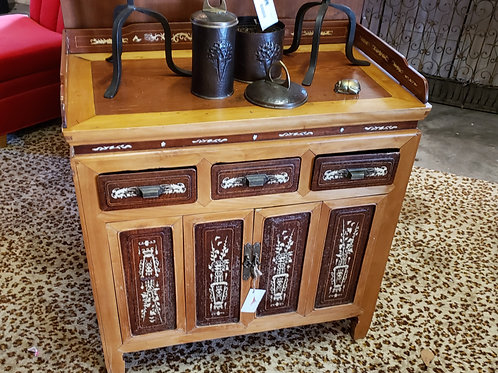 Antique Chinese Buffet