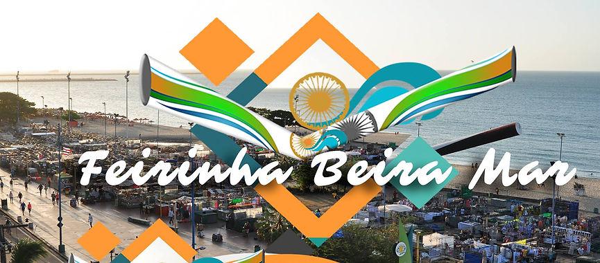 Banner Feirinha Beira Mar