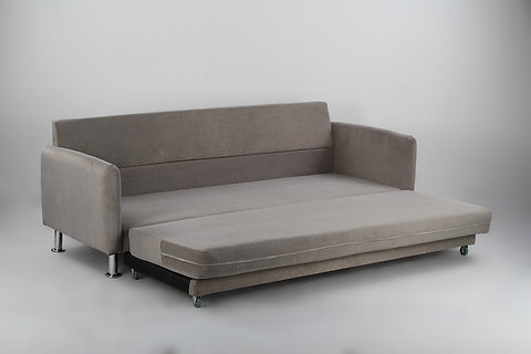 Cozy 3 Seater Pull Out Sofa Bed Grey Yz138 Cozy Furniture