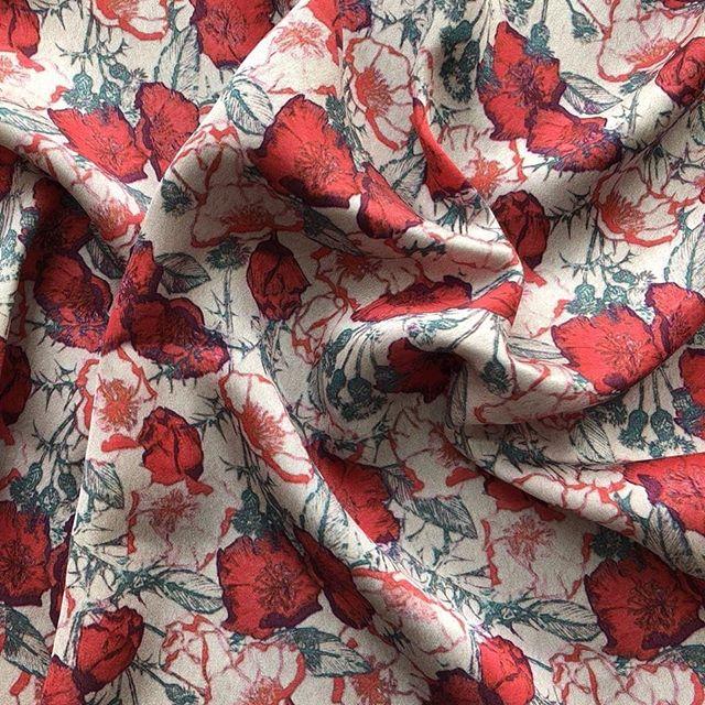Шёлк-ткань природного происхождения