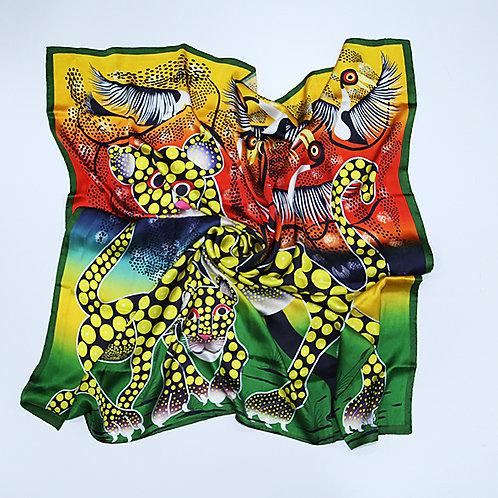 Шелковый платок 90 см.