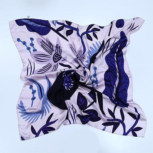 Шелковый платок 25 см.