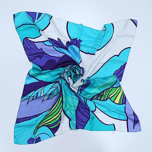 Шелковый платок 90см.