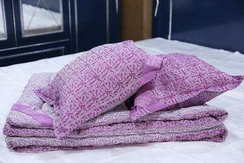 Шелковая подушка