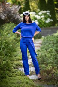 Anna Lindh custom jumpsuit