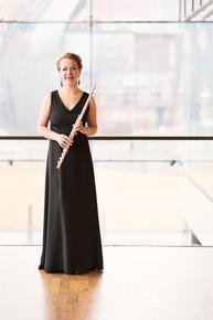 Anna Lindh custom gown