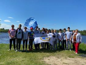 Международная акция «Чистые берега Евразии»