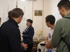 """Экскурсия в МАУК """"Борский краеведческий музей г.о.г. Бор"""""""