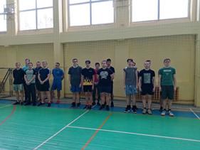 Спартакиада по волейболу