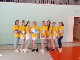 Зональный этап областной Спартакиады по волейболу среди команд юношей и девушек
