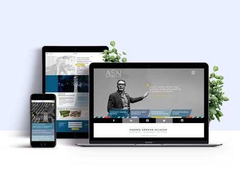 ASN - Webdesign et Identité