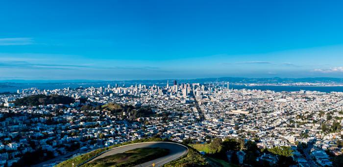 USA März 2013 - San Francisco