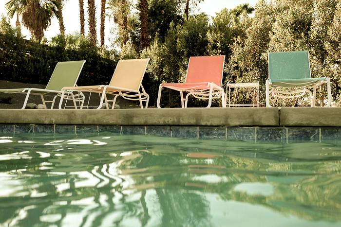 USA Juli 2018 - Palm Springs