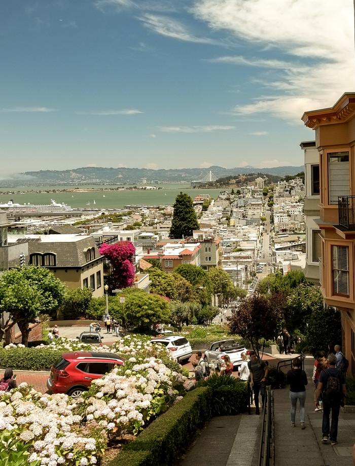 USA Juli 2018 - San Francisco