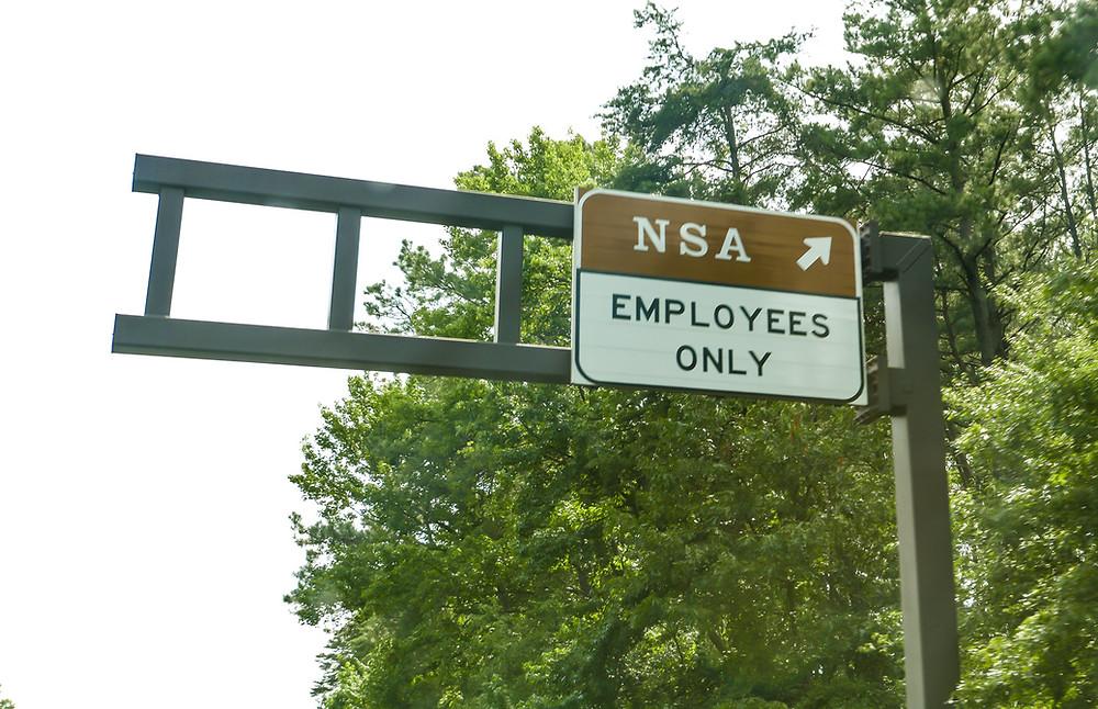 NSA Headquarter Fort Meade