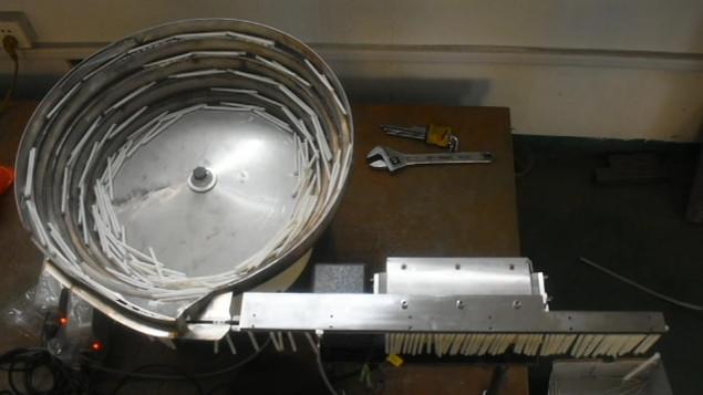 Vibračné zásobníky (kruhový, lineárny)