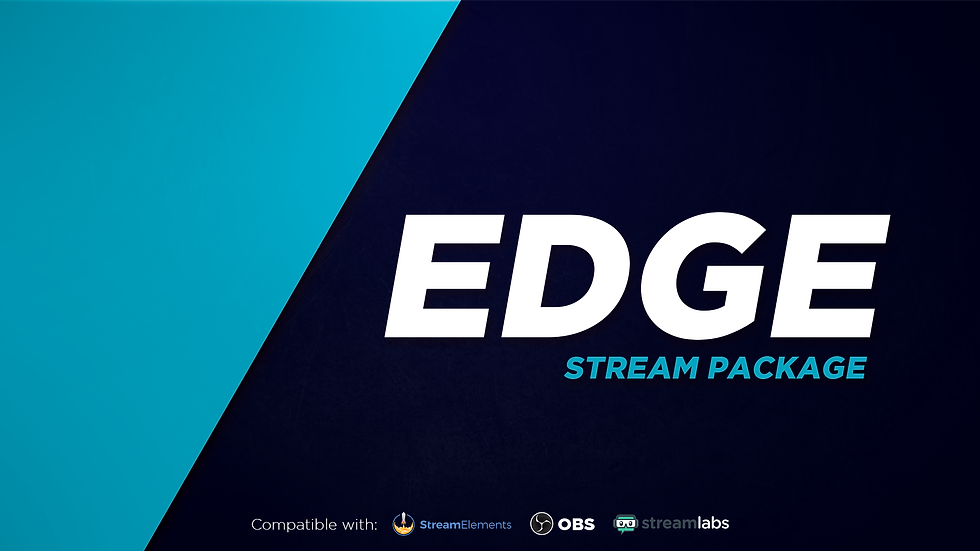 Edge (Blue) Stream Package
