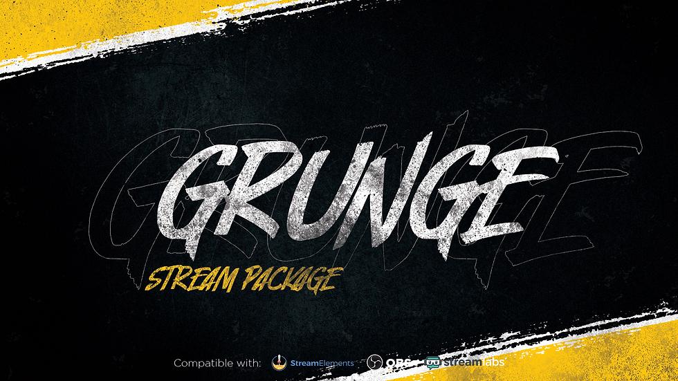 Grunge Stream Package
