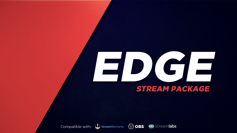 Edge (Red) Stream Package