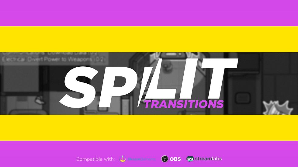 Split (Purple) Transitions