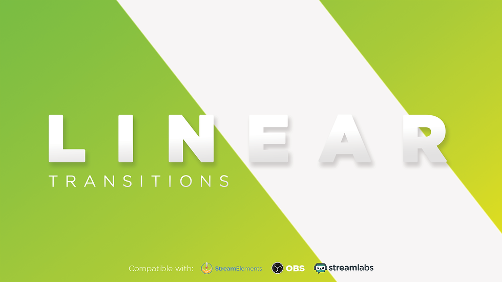 Linear (Green) Transitions