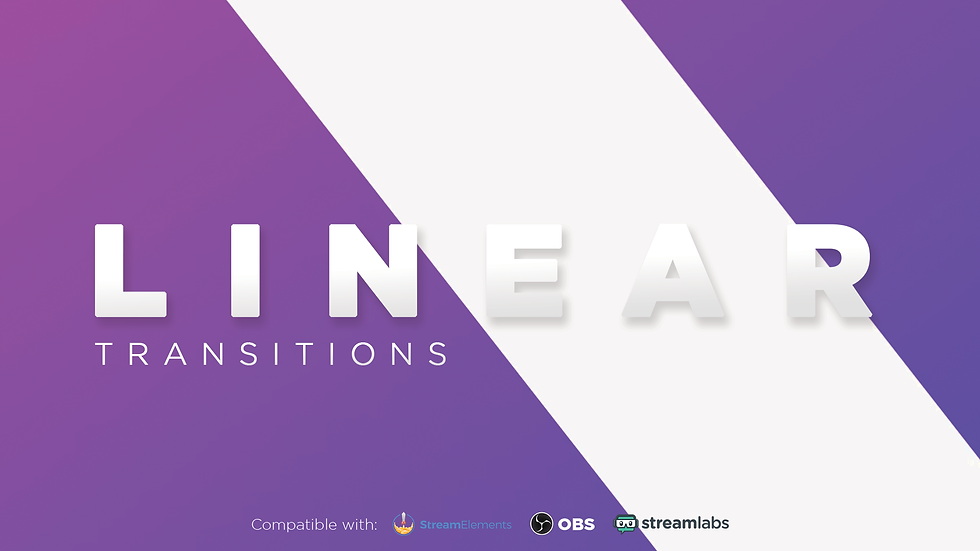Linear (Purple) Transitions