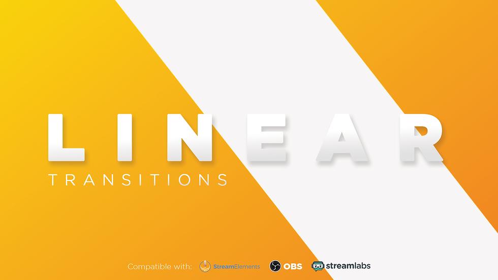 Linear (Orange) Transitions