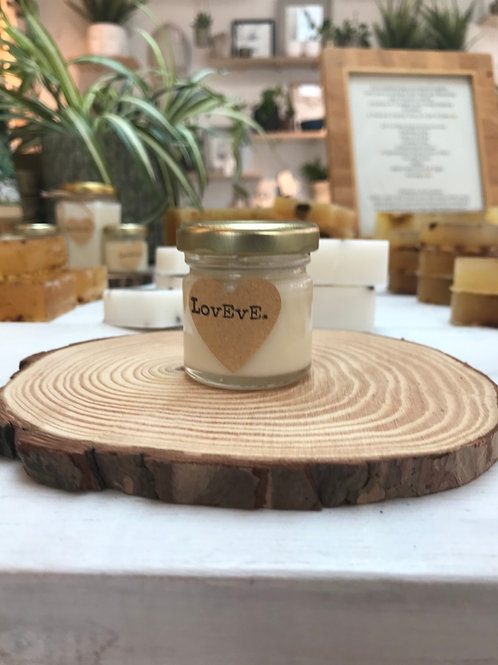 LovEvE Organic Whole Body Butter.