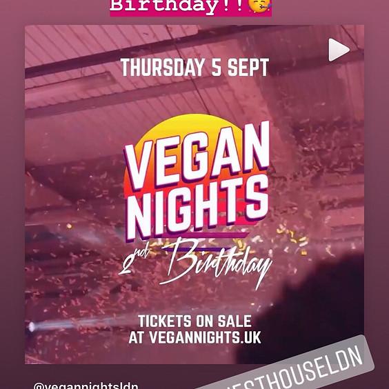 Vegan Nights
