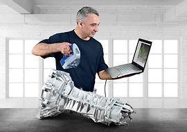 Skanowanie 3D skrzynia biegow.jpg