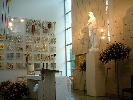 Skanowanie 3D w klasztorze Sióstr Niepokalanek
