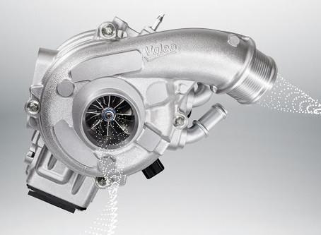 Kontrola jakości Superchargera Valeo
