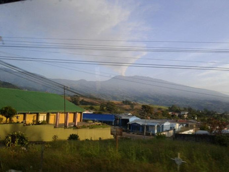 ¿Donde estoy? - Mein Start in den einjährigen Freiwilligendienst in Costa Rica