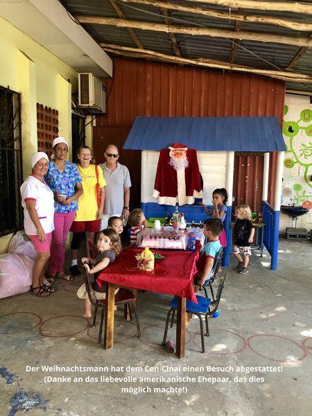 Weihnachten im Cen Cinai