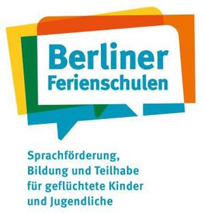 Logo Berliner Ferienschulen