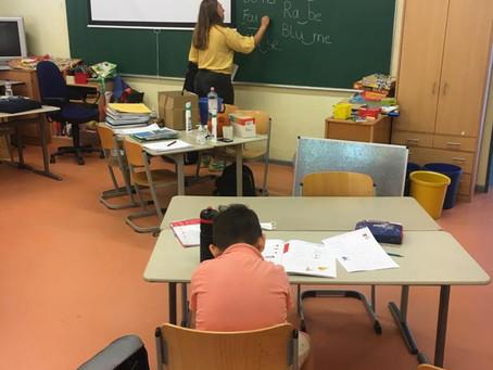 Der ganz normale Lernsinn an der Carl-Sonnenschein-Schule