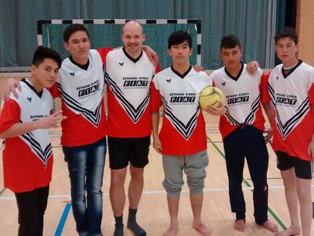 Entrenamiento de fútbol con Visioneers