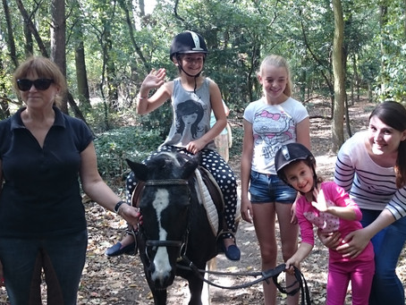Ponys, Picknick und eine Menge Spaß