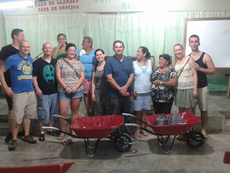 Nuestro viaje de voluntariado a Limón, Costa Rica