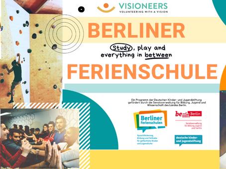Berliner Ferienschule geht in die zweite Runde