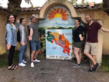 Mit weltwärts nach Costa Rica