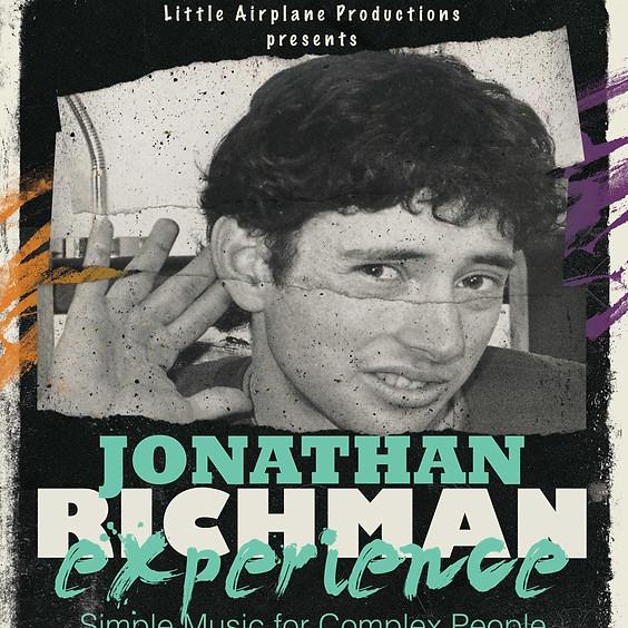 Jonathan Richman Experience