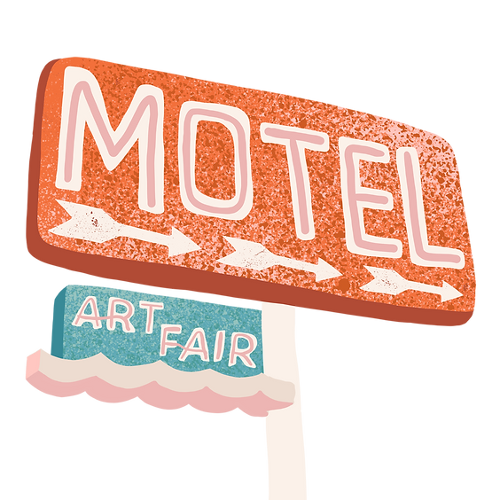 MOTEL Art Fair | Opening Night