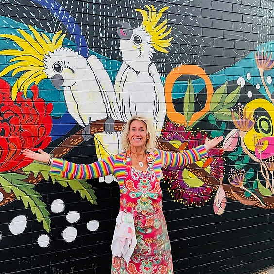 SueEllen Yates: Brush with Coastal Life